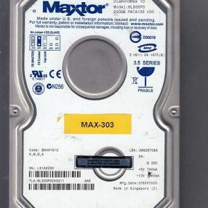 Maxtor 6L200P0 200GB