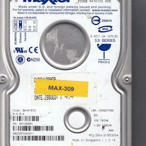 Maxtor 6B200P0 200GB