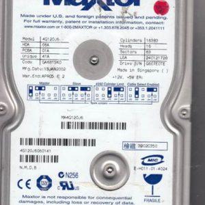 Maxtor 4G120J6 120GB