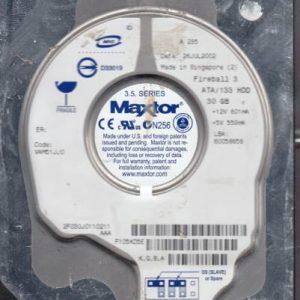 Maxtor 2F030J0110211 30GB