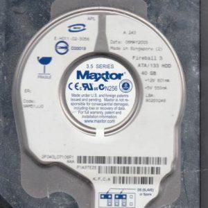 Maxtor 2F040L07106P1 40GB