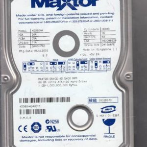 Maxtor 4D080H4 80GB
