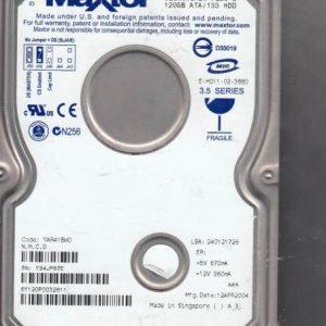 Maxtor YAR41BW0 120GB
