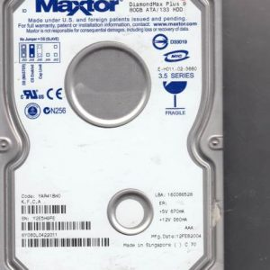 Maxtor DIAMONDMAX PLUS 9 80GB