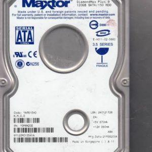 Maxtor DIAMONDMAX PLUS 9 120GB