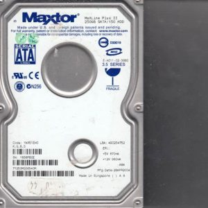 Maxtor MAXLINE PLUS II 250GB