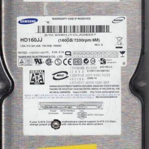 Samsung HD160JJ 160GB
