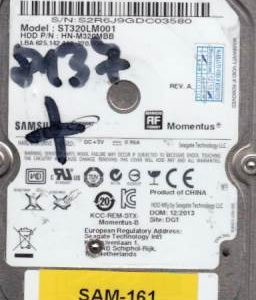 Samsung ST320LM001 320GB