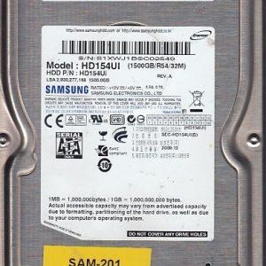 Samsung HD154UI 1500