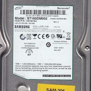 Samsung ST160DM002 160