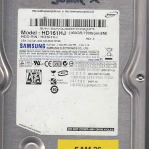 Samsung HD161HJ 160GB