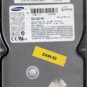 Samsung SV1021H 10GB