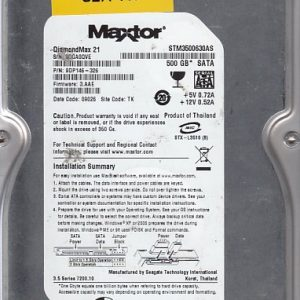 Seagate STM3500630AS 500GB