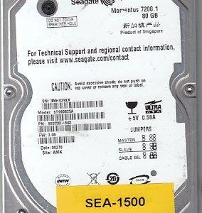 Seagate ST980825A 80GB