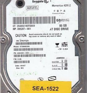 Seagate ST980829A 80GB