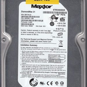 Seagate STM3320820A 320GB