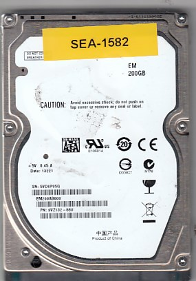 Seagate EM200AB000 200GB