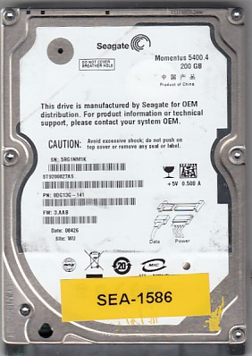 Seagate ST9200827AS 200GB