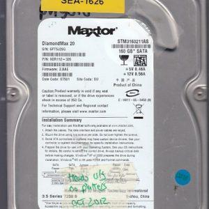 Seagate 6P040W0 160GB