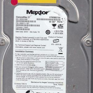 Seagate STM380215A 60GB