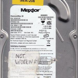 Seagate STM3802110A 80GB