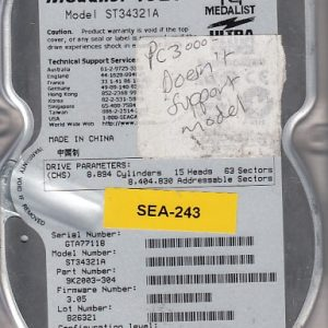 Seagate ST34321A 4GB