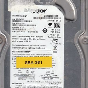 Seagate STM3250310AS 250GB