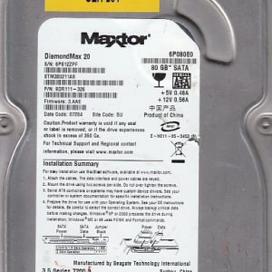 Seagate STM380211AS 80GB