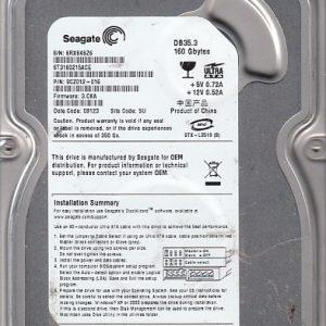 Seagate ST3160215ACE 160GB