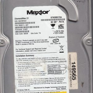 Seagate STM380215A 80GB