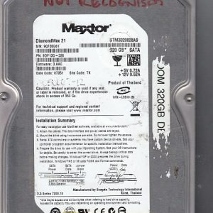 Seagate STM3320820AS 320GB