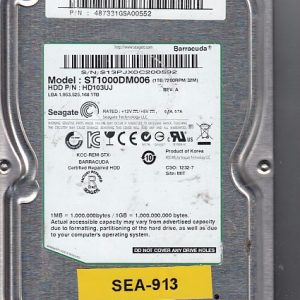 Seagate ST1000DM006 1TB