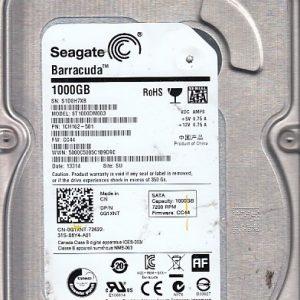Seagate ST1000DM003 100GB