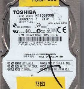 Toshiba MK1059GSM 1TB