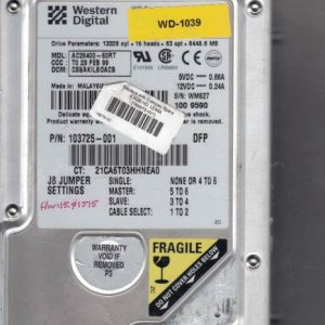 Western Digital AC26400-60RT 6GB