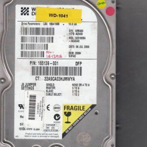 Western Digital WD100BA-60AGA0 10GB