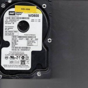 Western Digital WD800JD-75MSA1 80GB