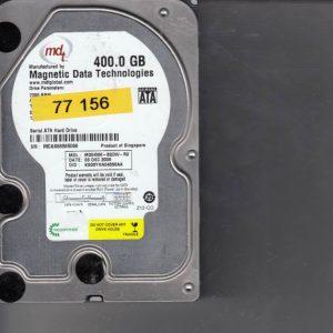 Western Digital MD04000-BQDW-R0 400GB