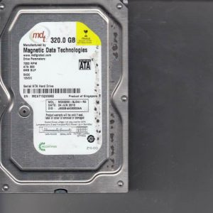 Western Digital MD03200-BJDW-R0 320GB
