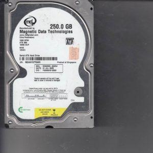 Western Digital MD02500-BQDW 250GB