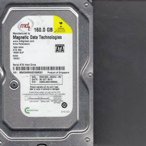 Western Digital MD01600-BQDW-R0 160GB