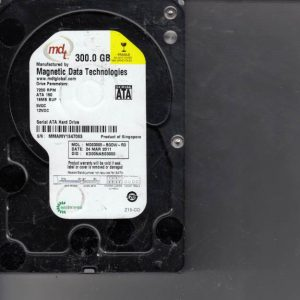 Western Digital MD03000-BQDW-R0 300GB