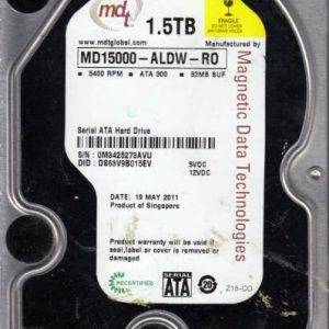 Western Digital MD15000-ALDW-R0 1.5TB