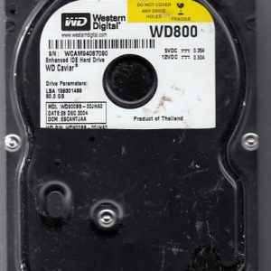 Western Digital WD800BB 80GB