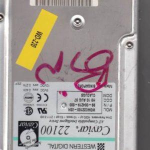 Western Digital WDAC22100-00H 2111MB