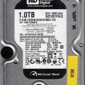 Western Digital WD1001FALS-55J7B0 1TB