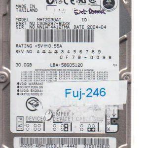 Fujitsu MHT2030AT 30GB