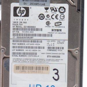 HP DG146ABAB4 146 GB