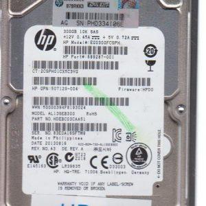HP EG0200FCSPH 300GB