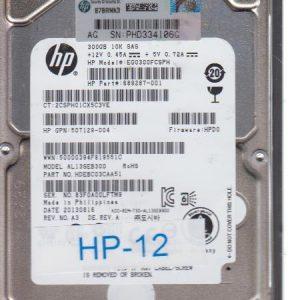 HP EG0300FCSPH 300 GB